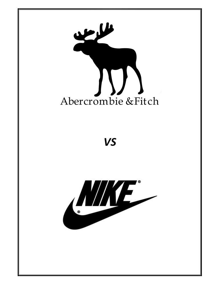 nike vs abercrombie